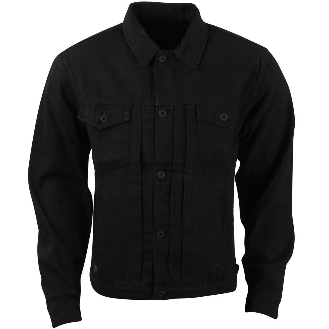 10 Deep Ranch Hand Denim Jacket (black)