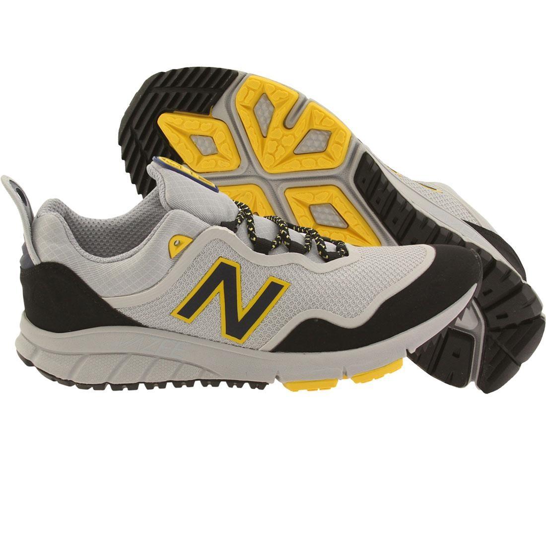 e26bb4cd791a9 New Balance Men 801 Vazee Outdoor MVL801AG gray micro chip black yellow