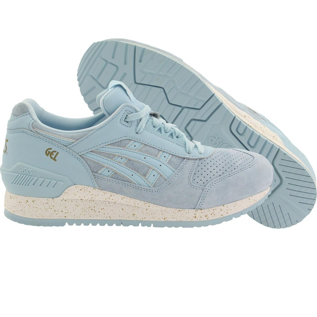 ee376f94a086 Asics Tiger Men Gel Respector (blue  crystal blue)