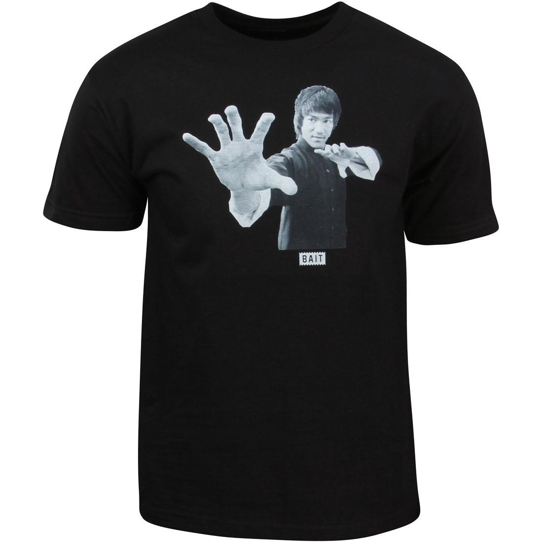 BAIT x Bruce Lee 75th Anniversary Tee (black)