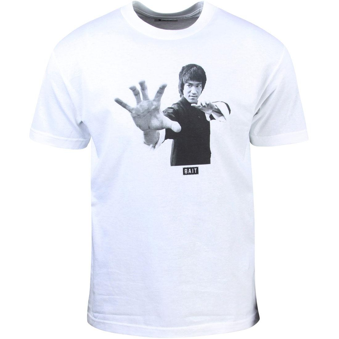 BAIT x Bruce Lee 75th Anniversary Tee (white)