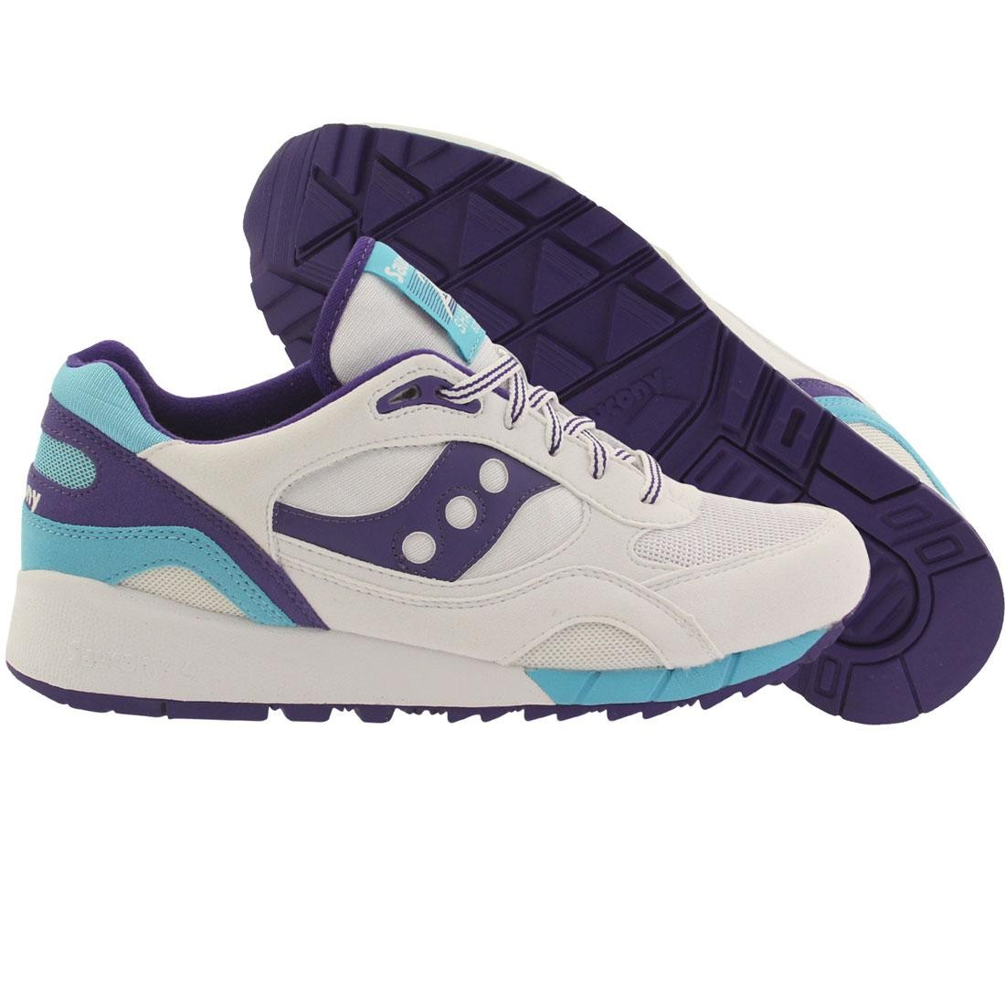 5a5f20bc569c Saucony Men Shadow 6000 white purple