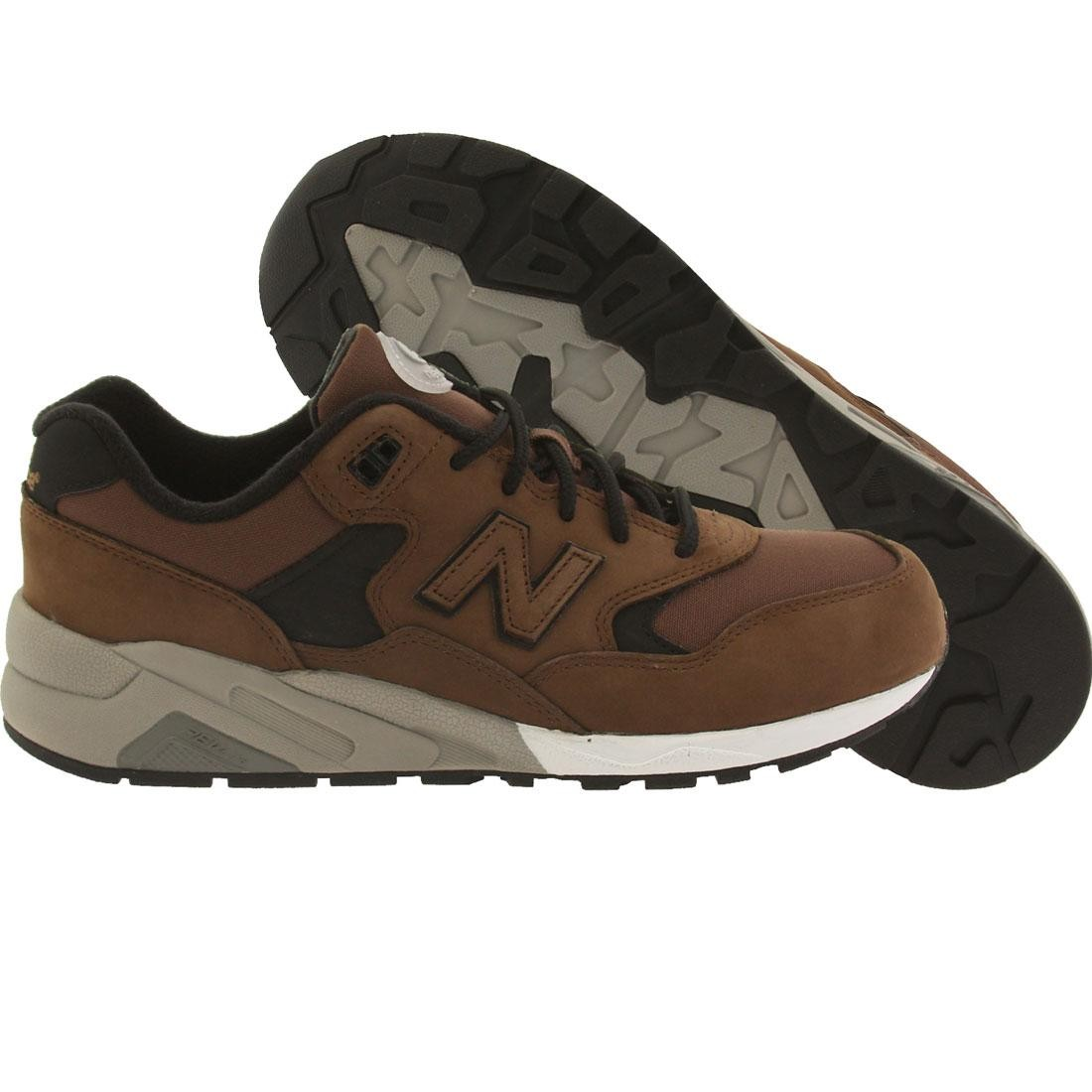 the latest 33755 a437d New Balance Men 580 Elite Edition REVlite MRT580KB (brown)