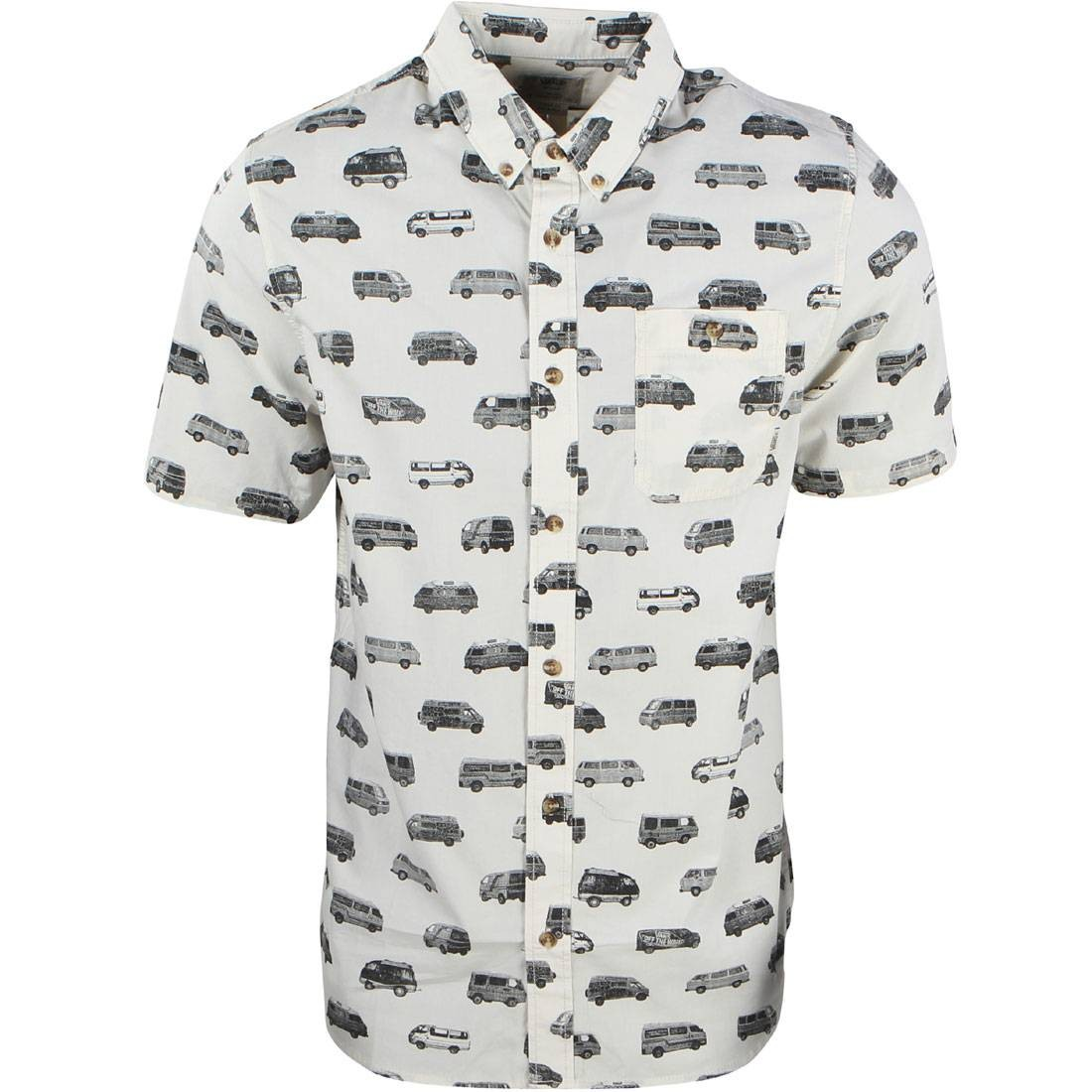 Vans Men Tilton Shirt (white)