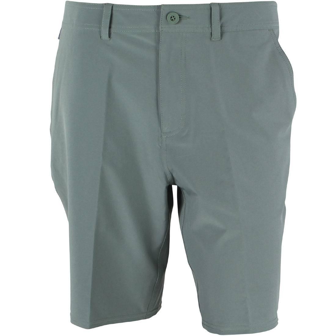 Vans Men Bedford Decksider Shorts (green / wreath)