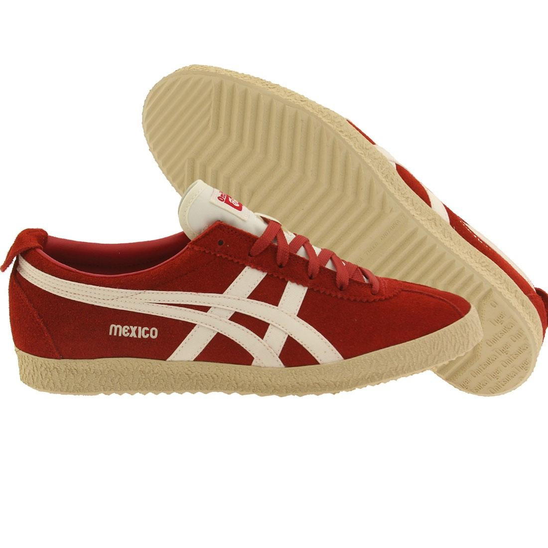 official photos bf248 adcfc Onitsuka Tiger Men Mexico Delegation (red / slight white)
