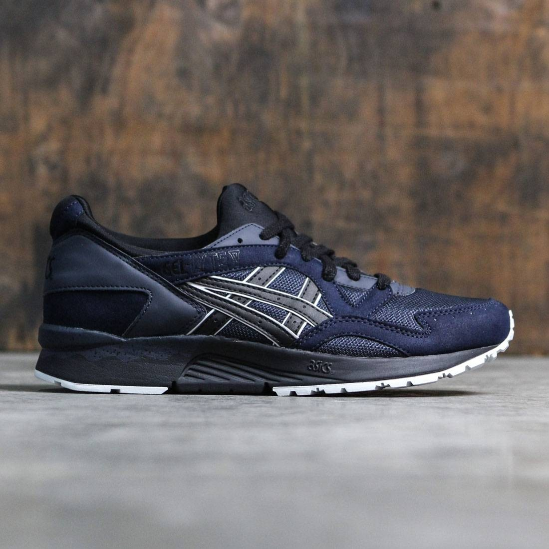 497146ad682d Asics Tiger Men Gel-Lyte V navy indian ink black