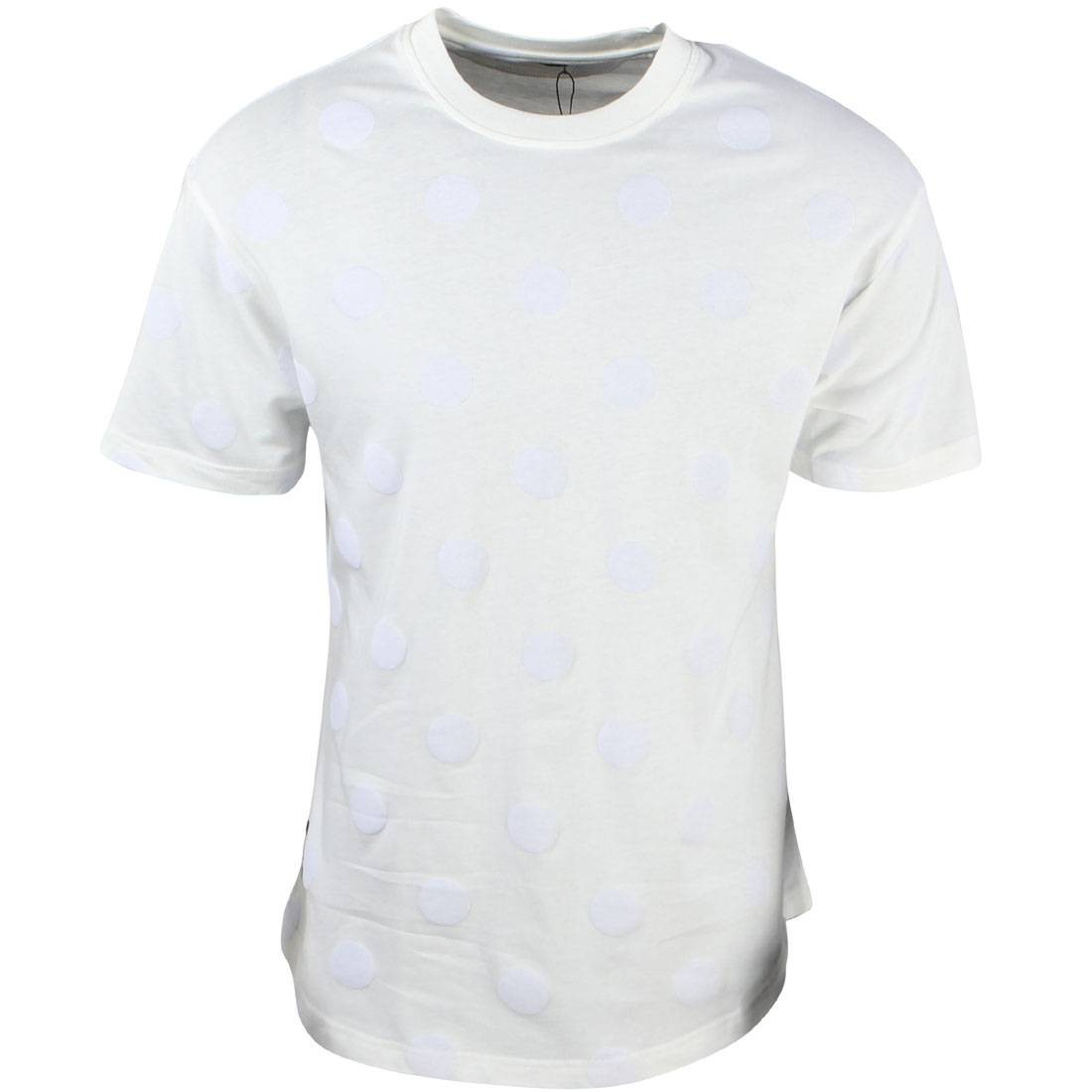 10 Deep Men Bazille Scoop Tee (white / off)