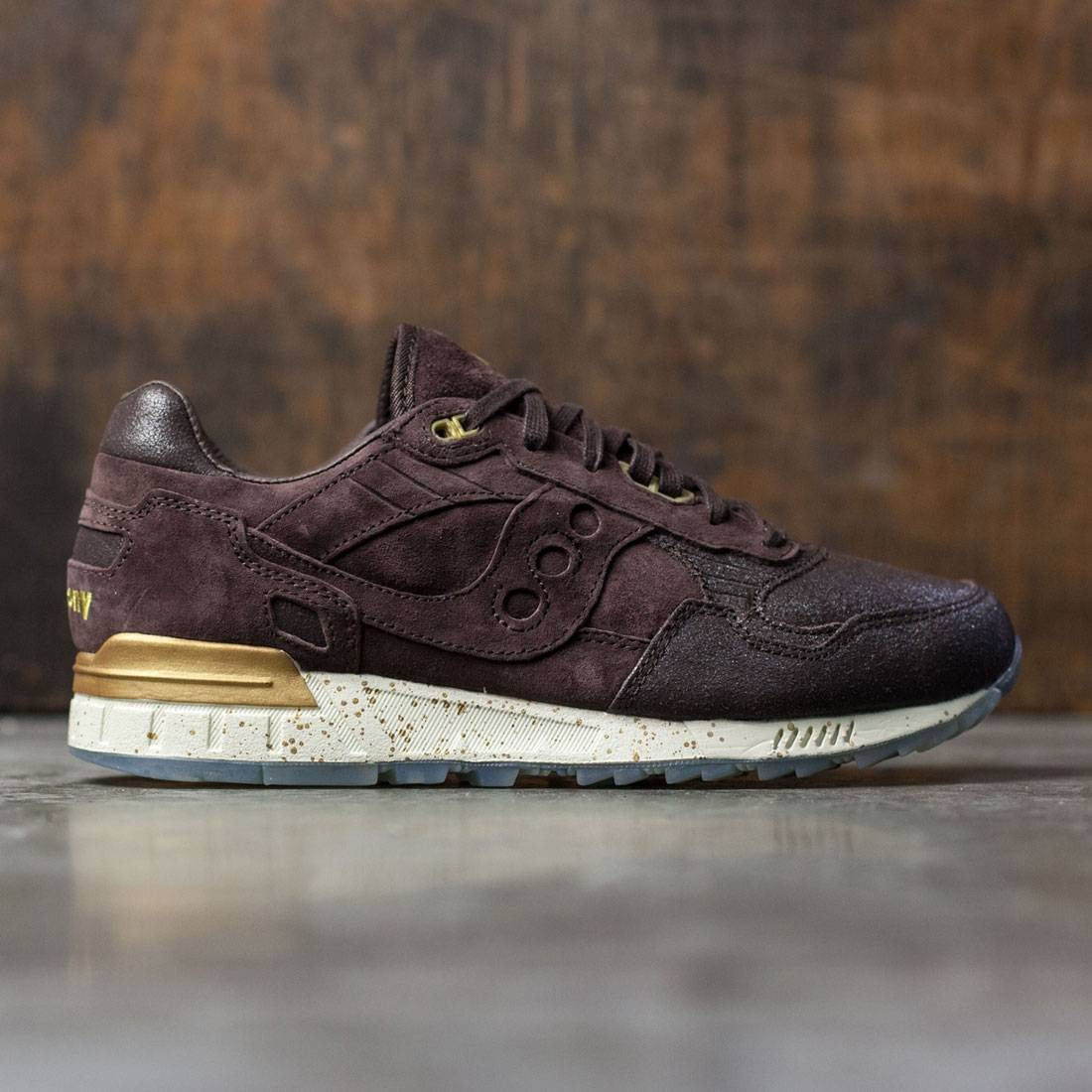 reputable site 1ca75 f79c4 Saucony Men Shadow 5000 (brown / chocolate)