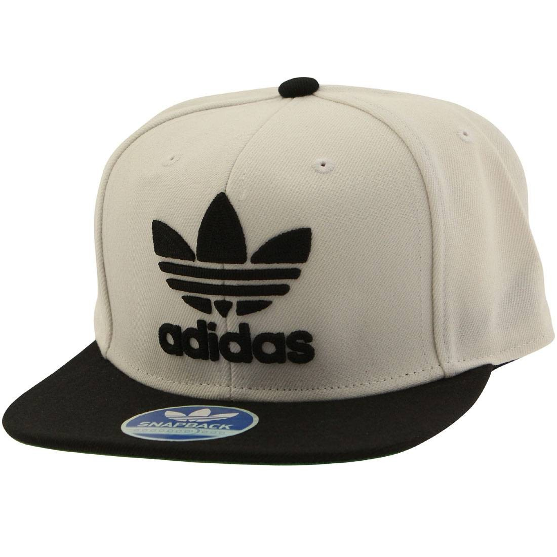 Adidas Originals Thrasher Chain Snapback white black a66e37d9f0b