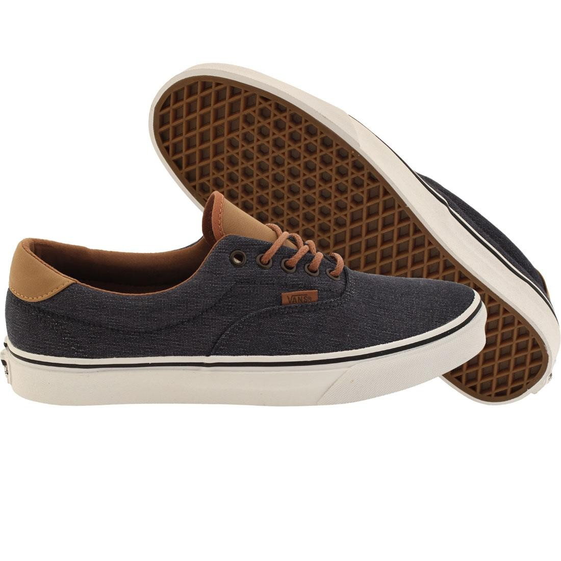 6b62f64a63 Vans Men Era 59 - Denim navy