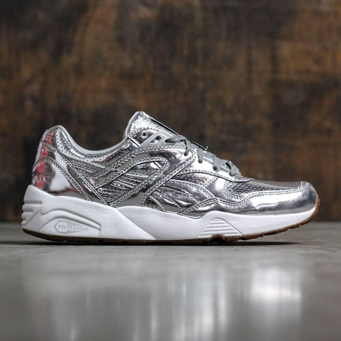 Puma x ALIFE Men R698 Trinomic (silver / white)