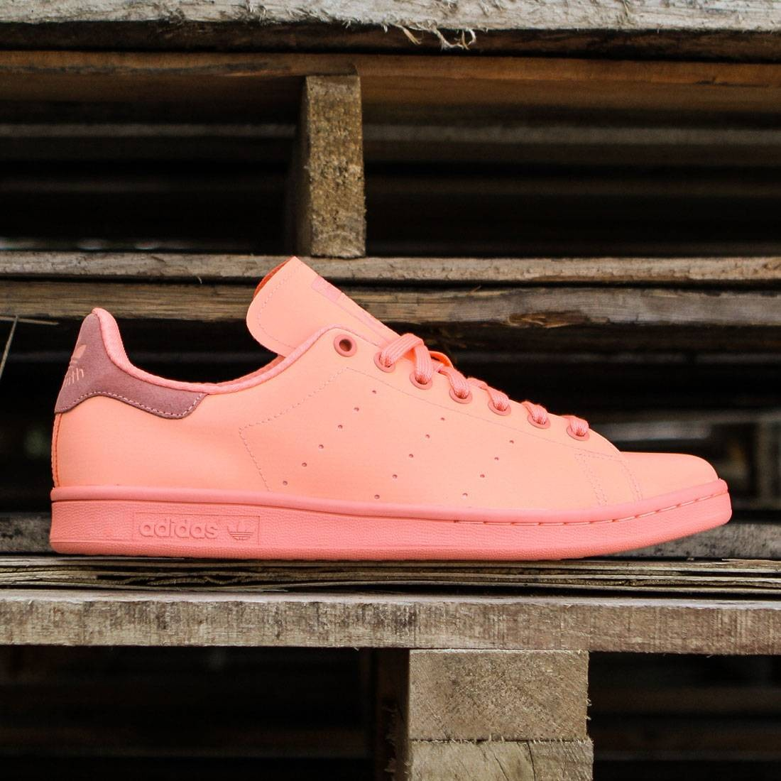 Adidas Men Stan Smith Adicolor (sunglo)