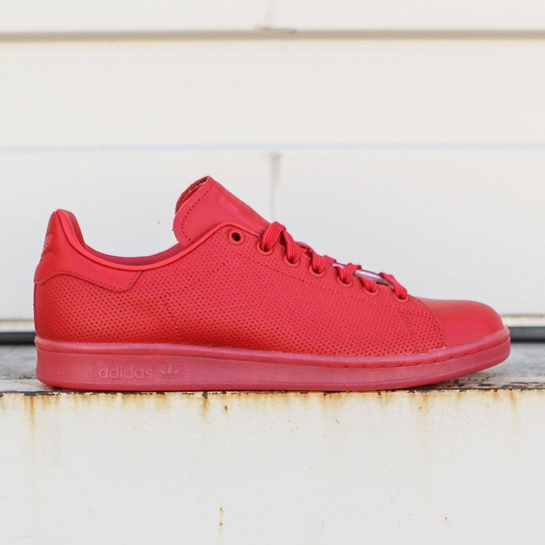 Adidas Men Stan Smith Adicolor (red / scarlet)