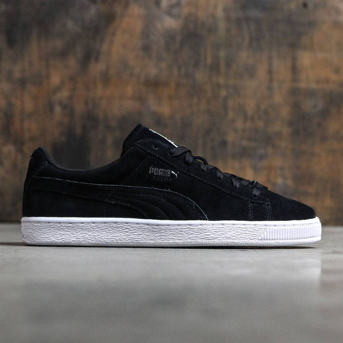 best service 45476 7eb61 Puma x Trapstar Men Suede (black / white)
