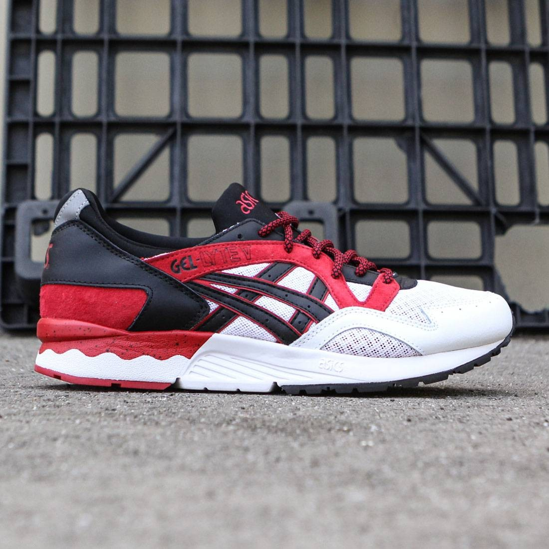 competitive price e0559 c25be Asics Tiger Men Gel-Lyte V (red / black)