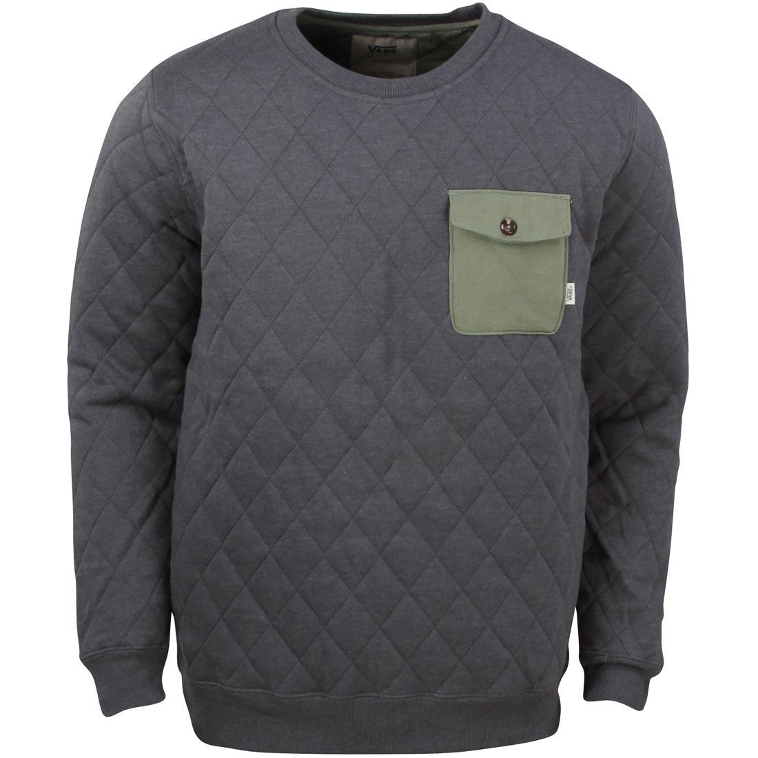 Vans Men Bramble Sweater (gray / gravel heather)