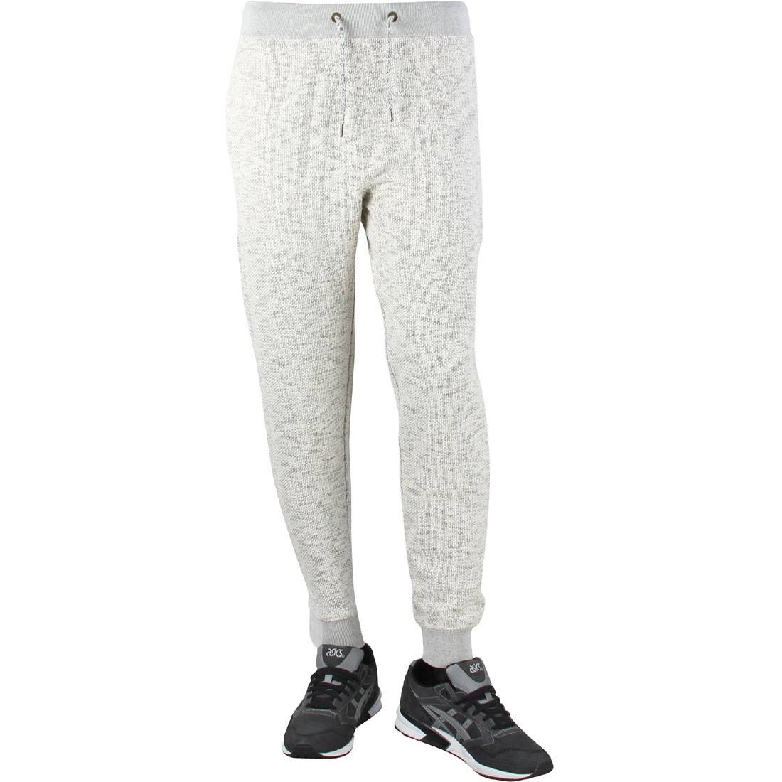 10 Deep Men Division Sweatpants (white / natural marble)