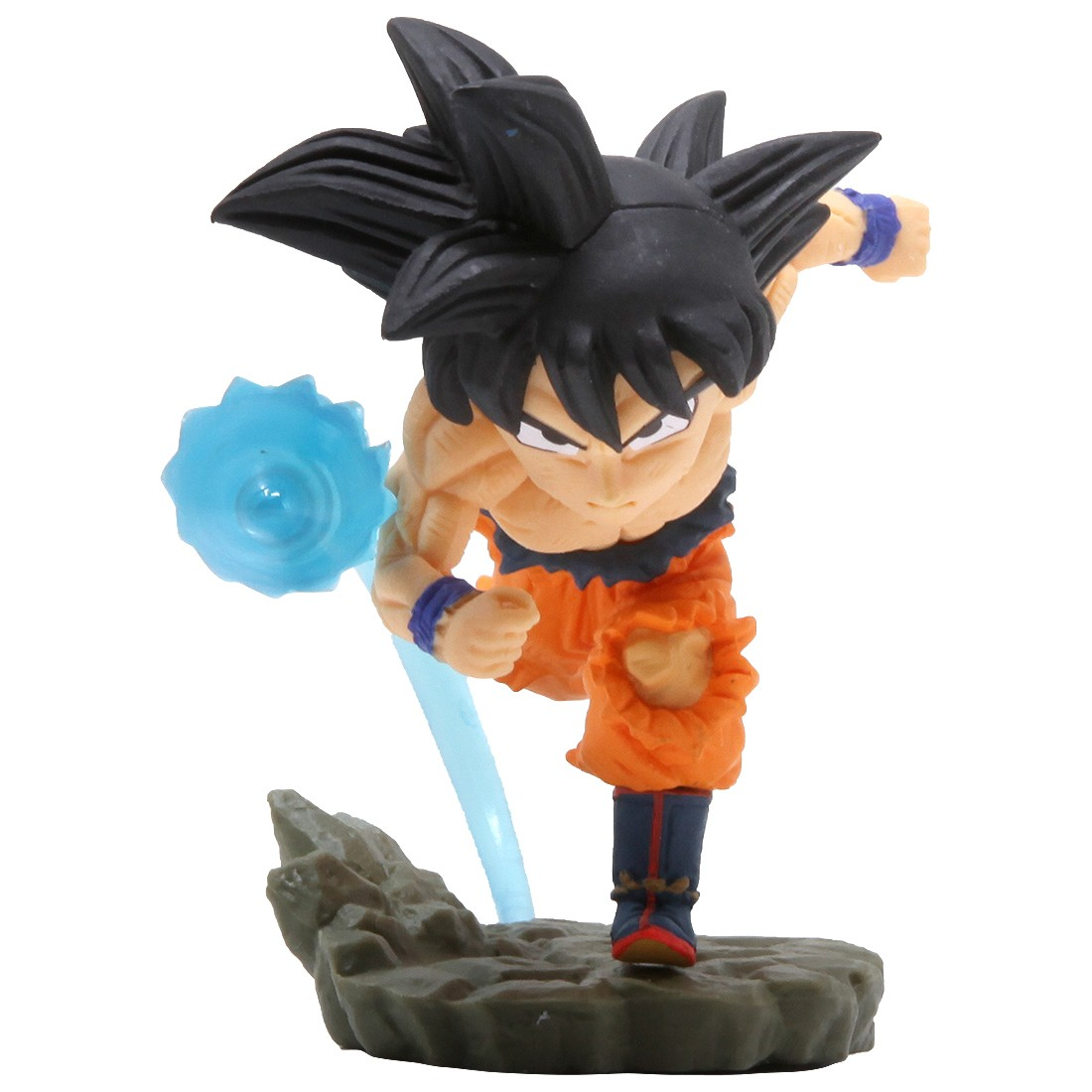 Banpresto Dragon Ball Super World Collectable Diorama Vol. 3 - 09 Son Goku Figure (orange)