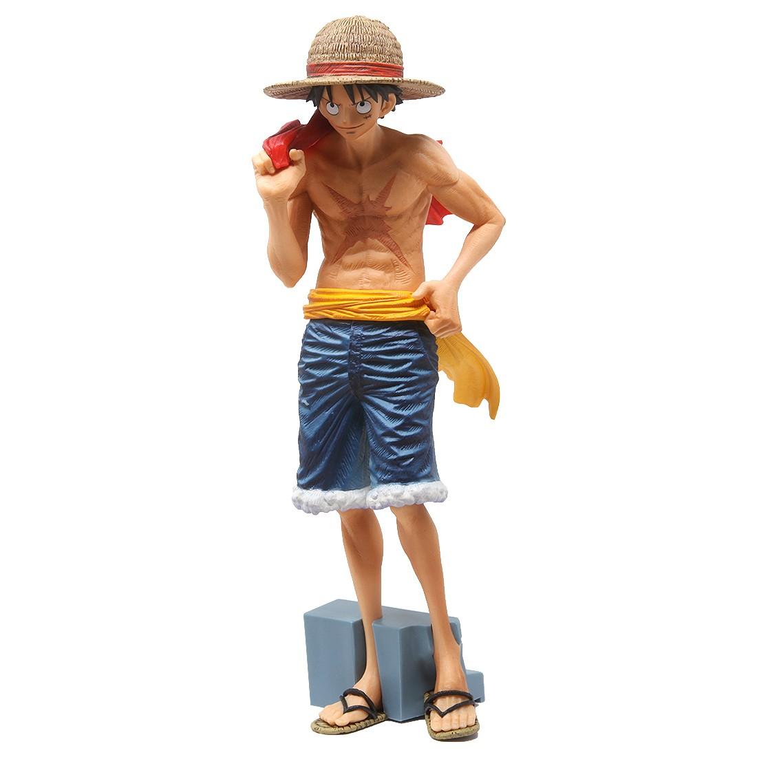 One Piece: Magazine Figure Vol 2 Luffy Figure by Banpresto Monkey D