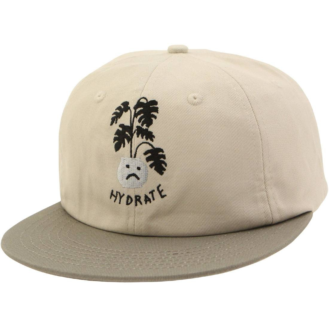 Lazy Oaf Stay Hydrated Cap (white)