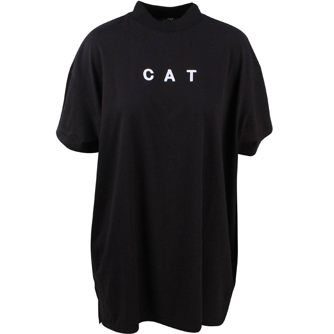 Lazy Oaf Women I'm A Cat Tee (black)