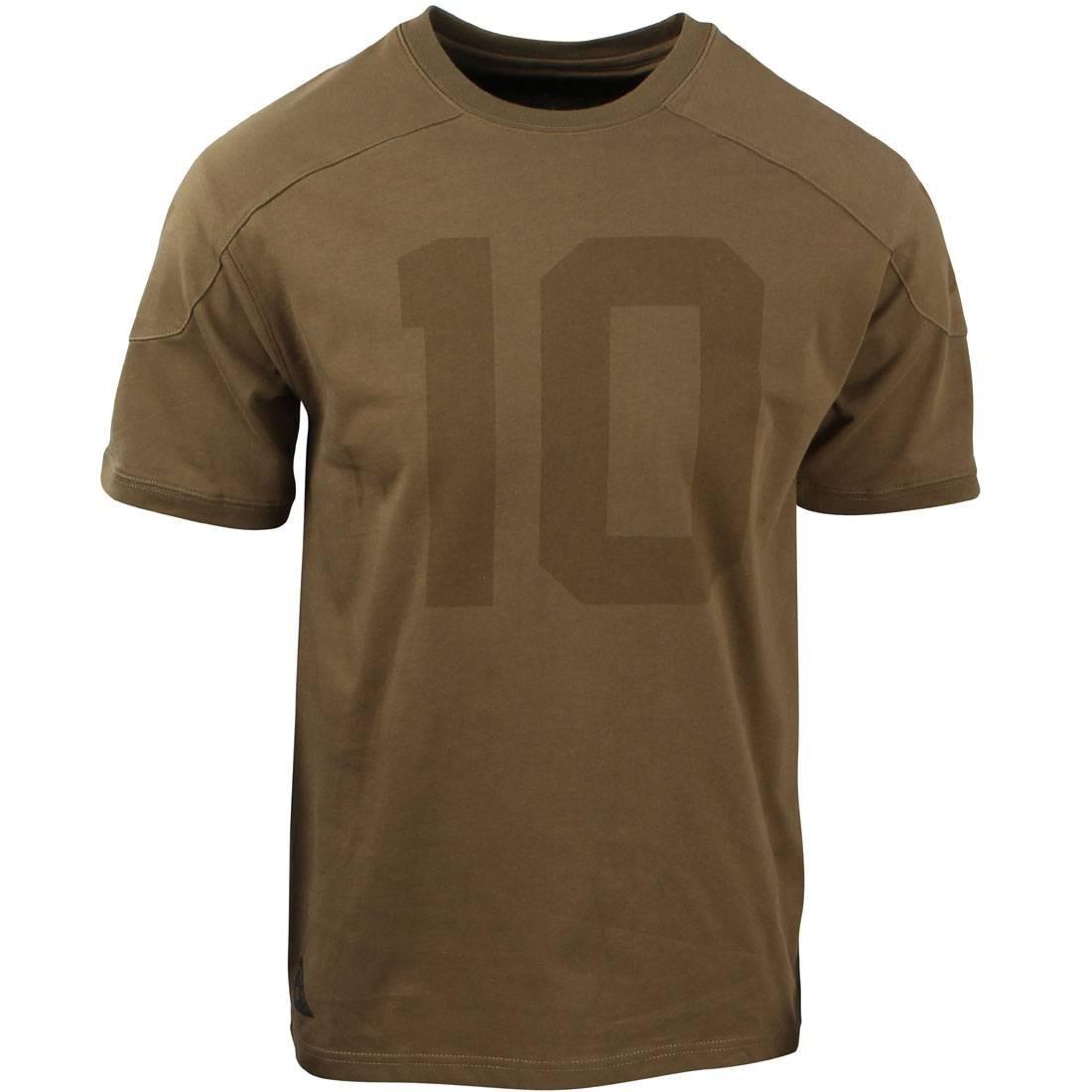 10 Deep J. Brown Football Jersey (olive / drab)