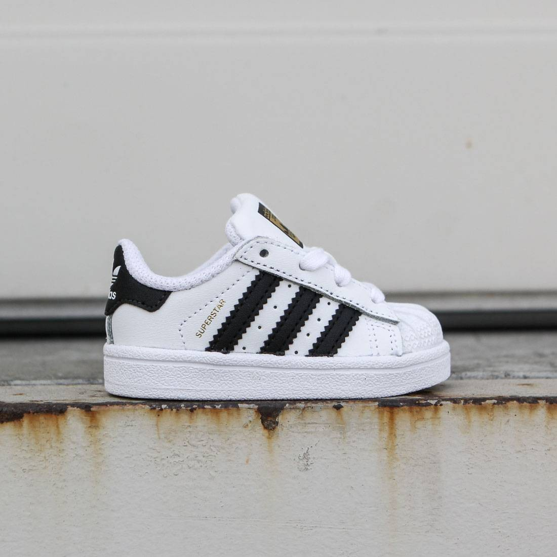 Adidas Toddlers Superstar I (white / core black / footwear white)