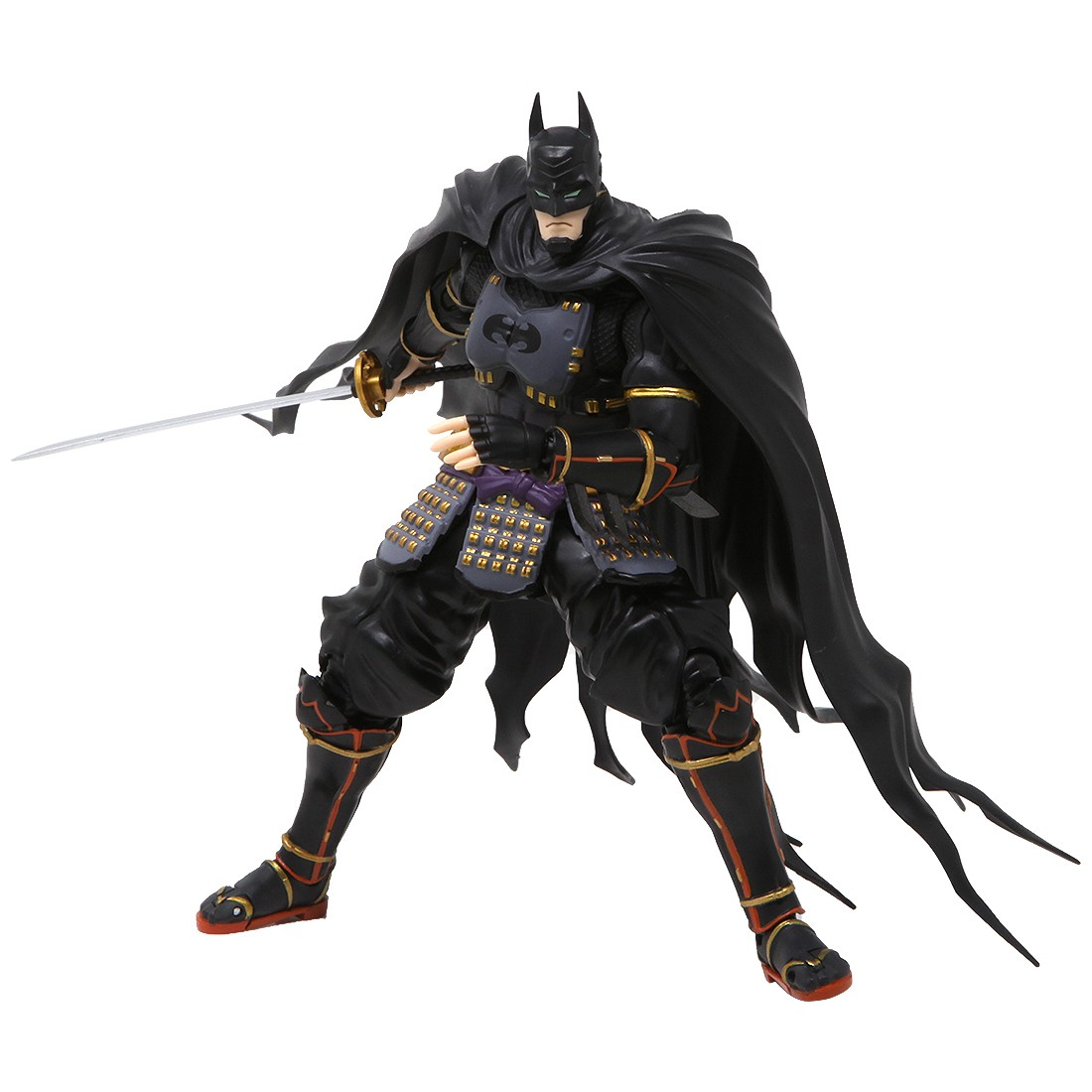 Bandai S.H.Figuarts Ninja Batman Figure (black)