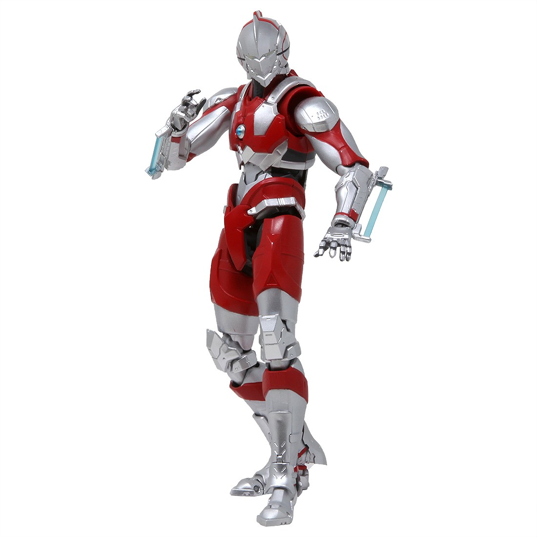 Bandai S.H.Figuarts Ultraman Netflix The Animation Ultraman Figure (silver)