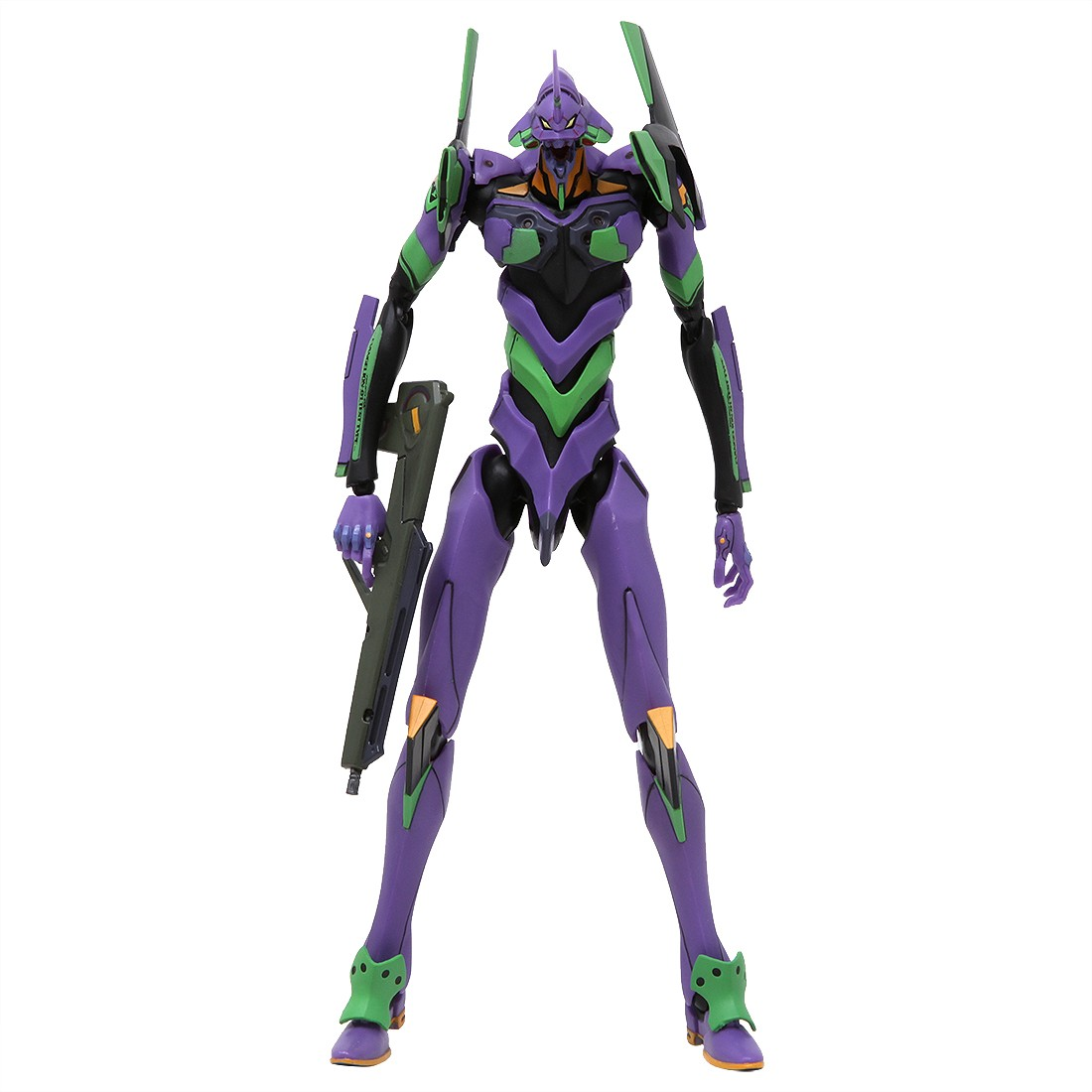 Medicom MAFEX Neon Genesis Evangelion Shogoki Figure (purple)