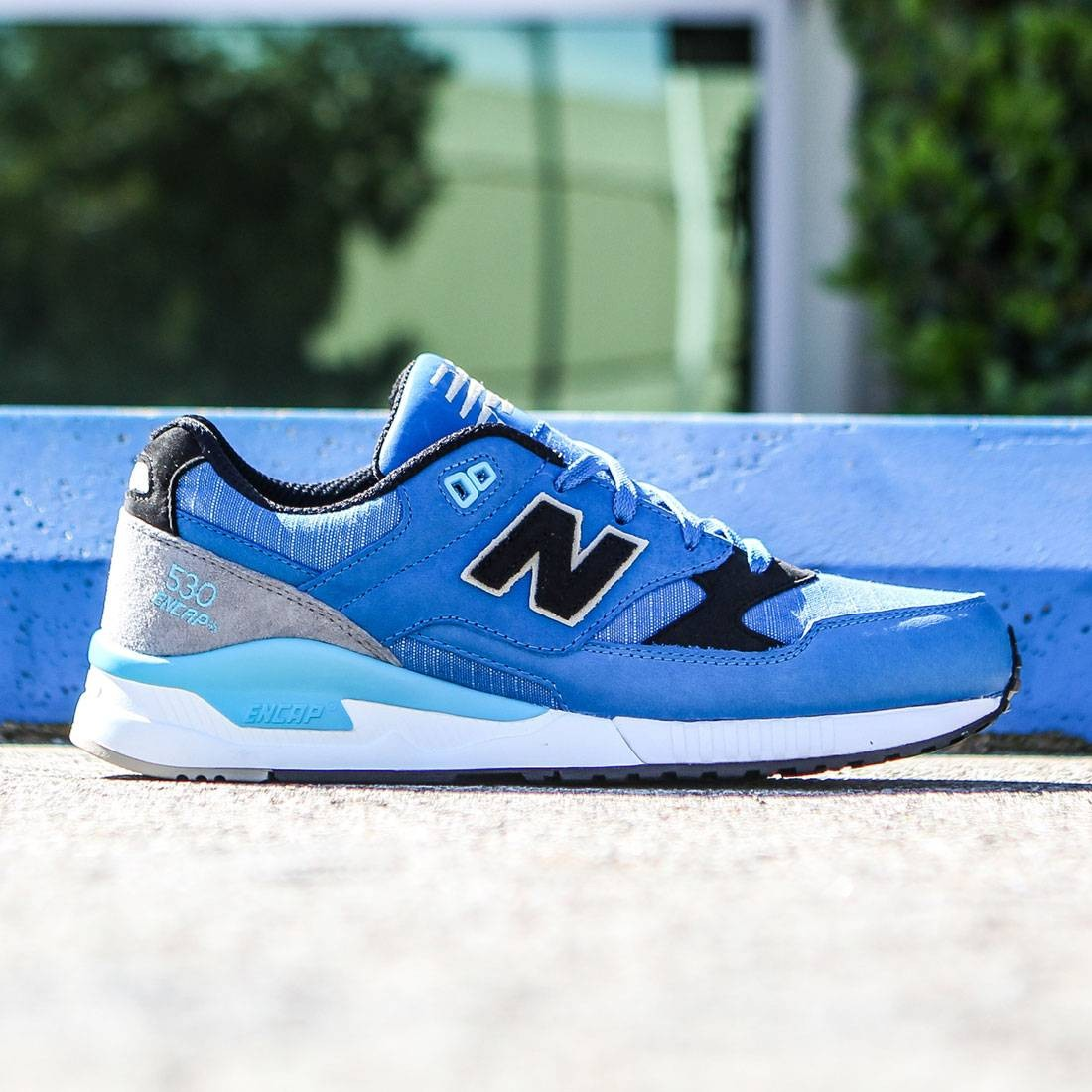 the latest 65c7c d94fb New Balance Men 530 Elite Edition Lost Worlds M530LW (blue / grey)