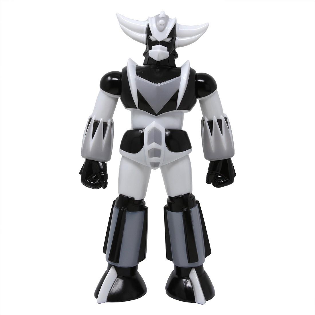 Medicom UFO Robot Grendizer Monochrome Color Ver. Sofubi Figure (black / white)
