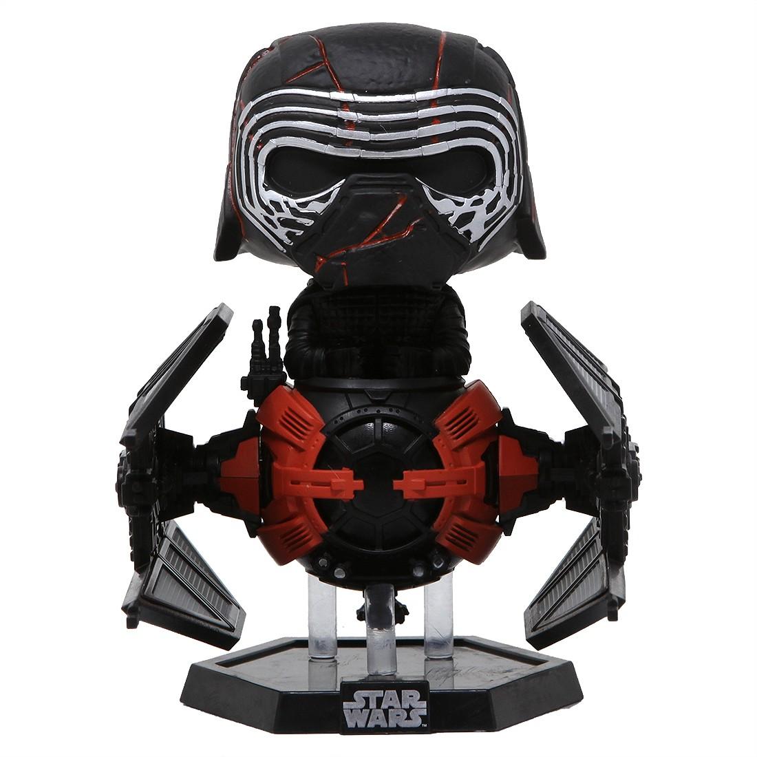 Funko Pop Deluxe Star Wars The Rise Of Skywalker Supreme Leader Kylo Ren In The Whisper Black