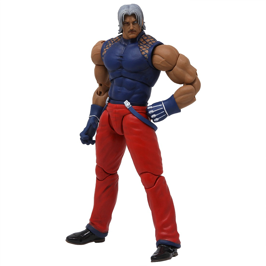 Storm Collectibles King Of Fighters 98 Omega Rugal 1/12 Action Figure (navy)