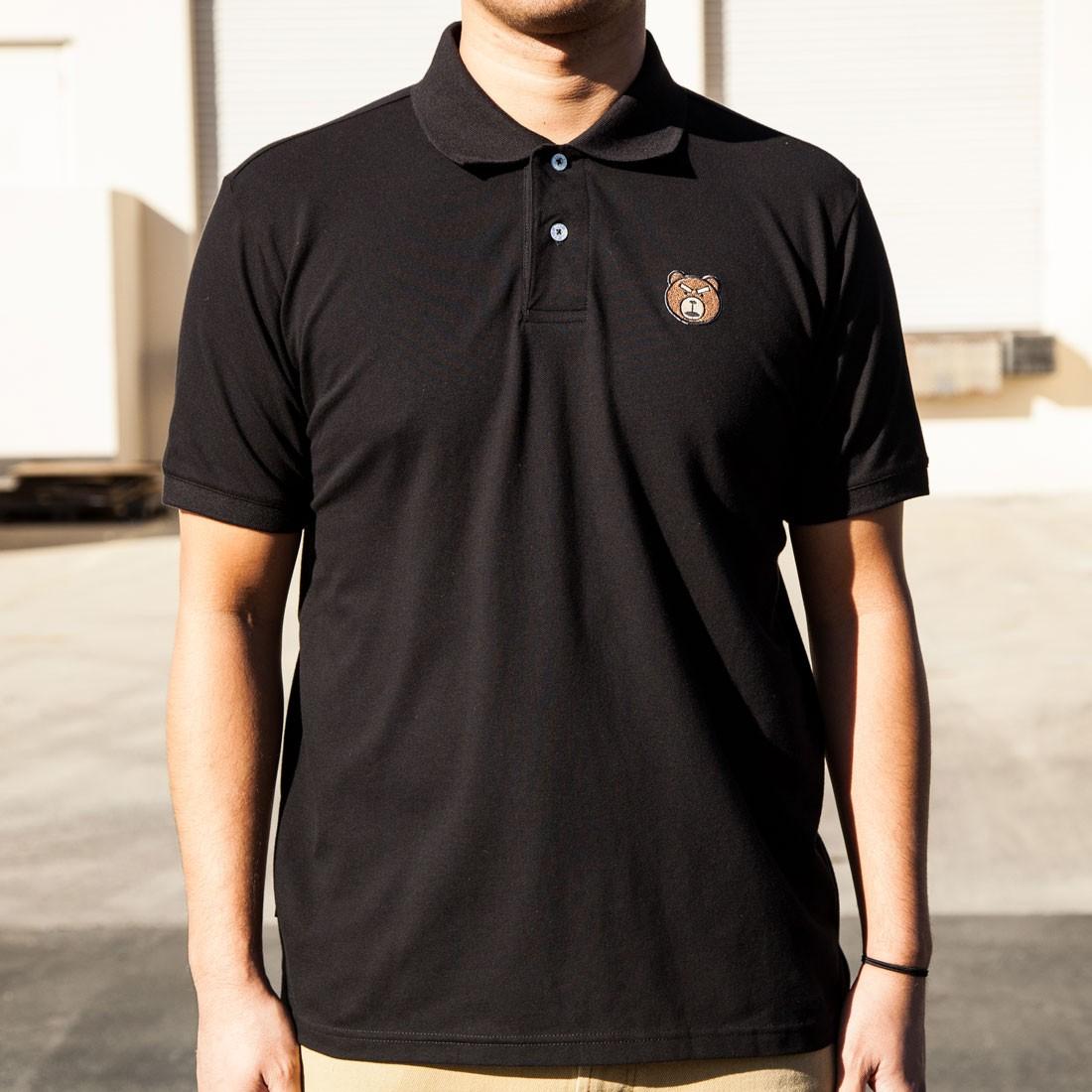 BAIT x TED2 Polo Shirt (black)