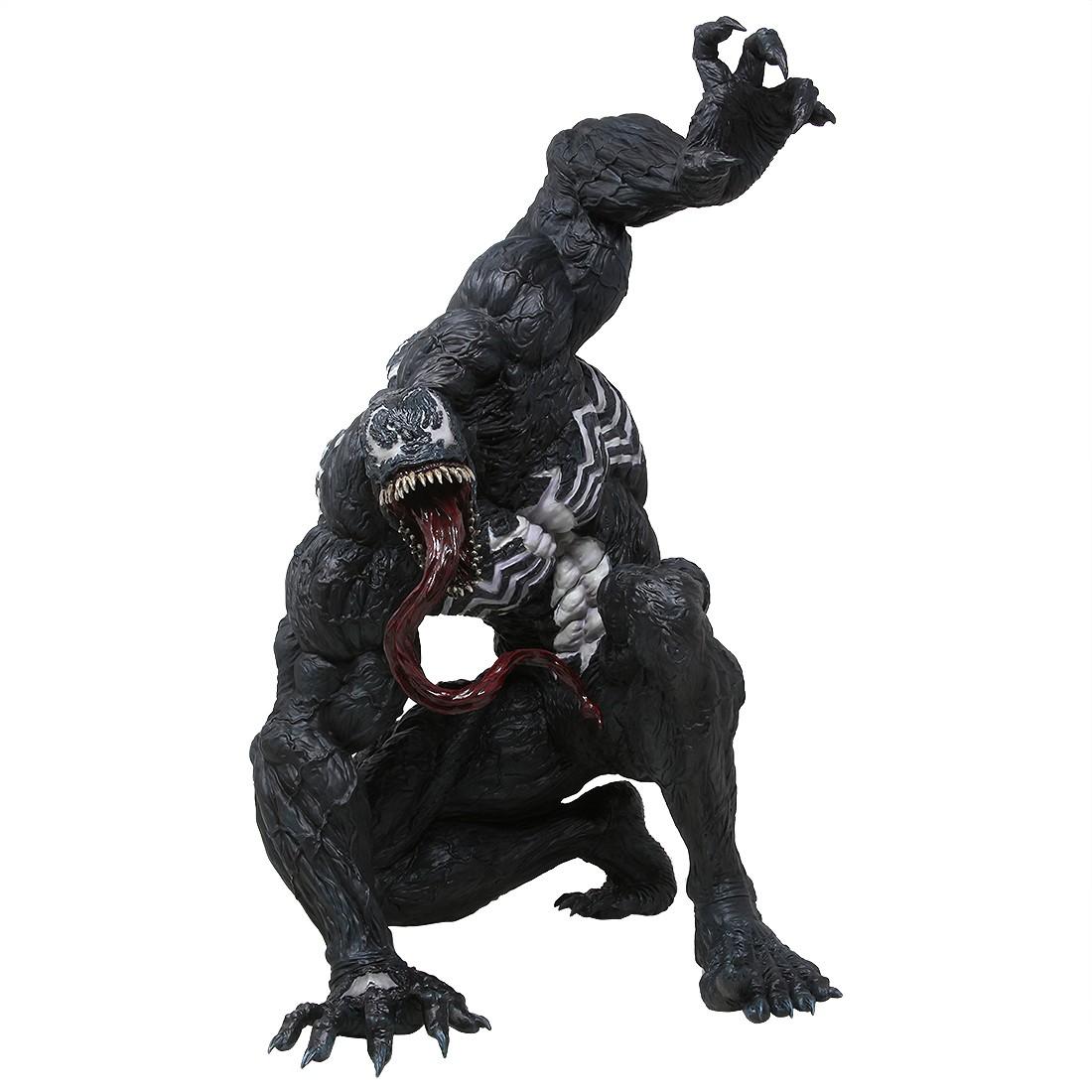Sentinel Sofbinal Marvel Comics Venom Figure (black)