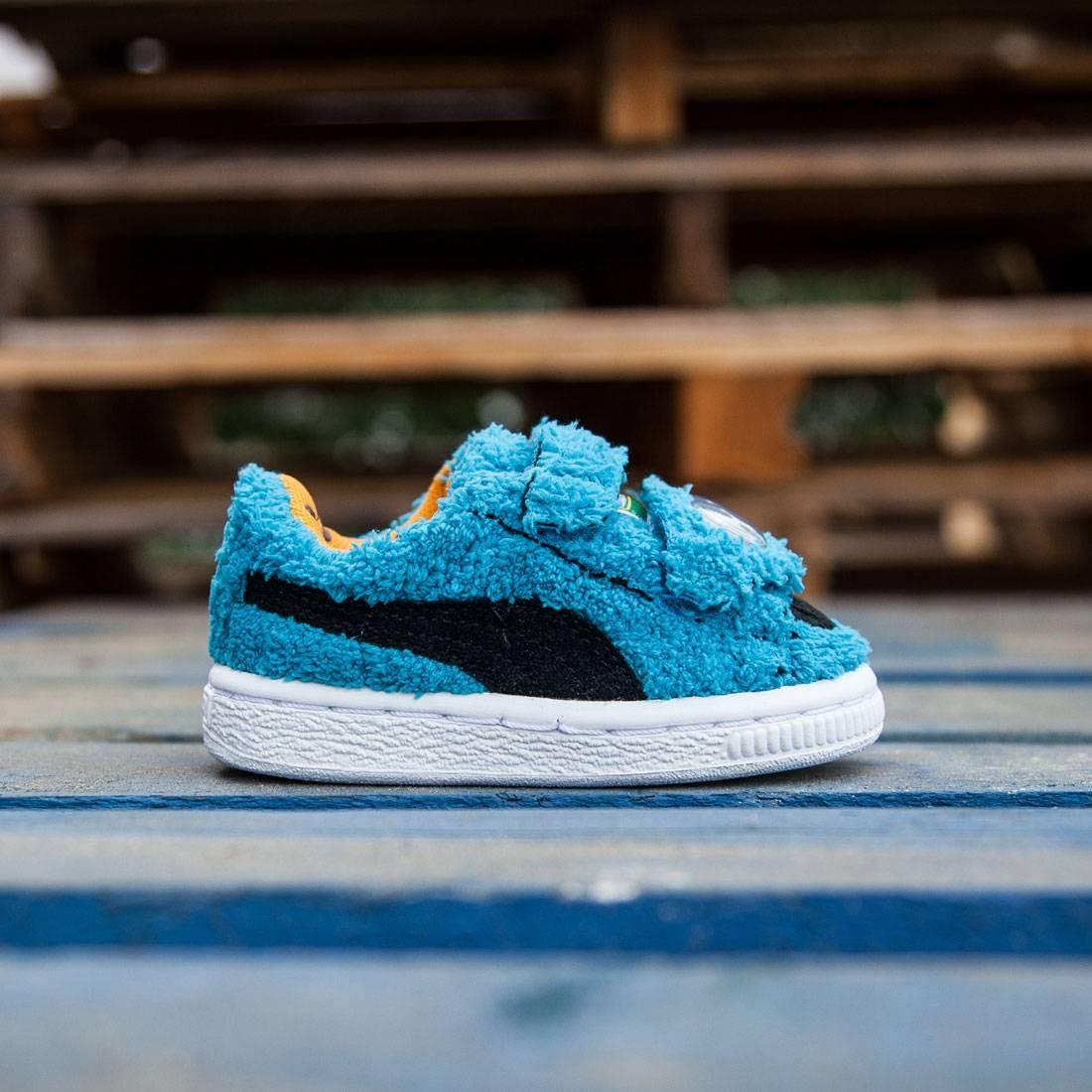 Puma x Sesame Street Toddlers Basket