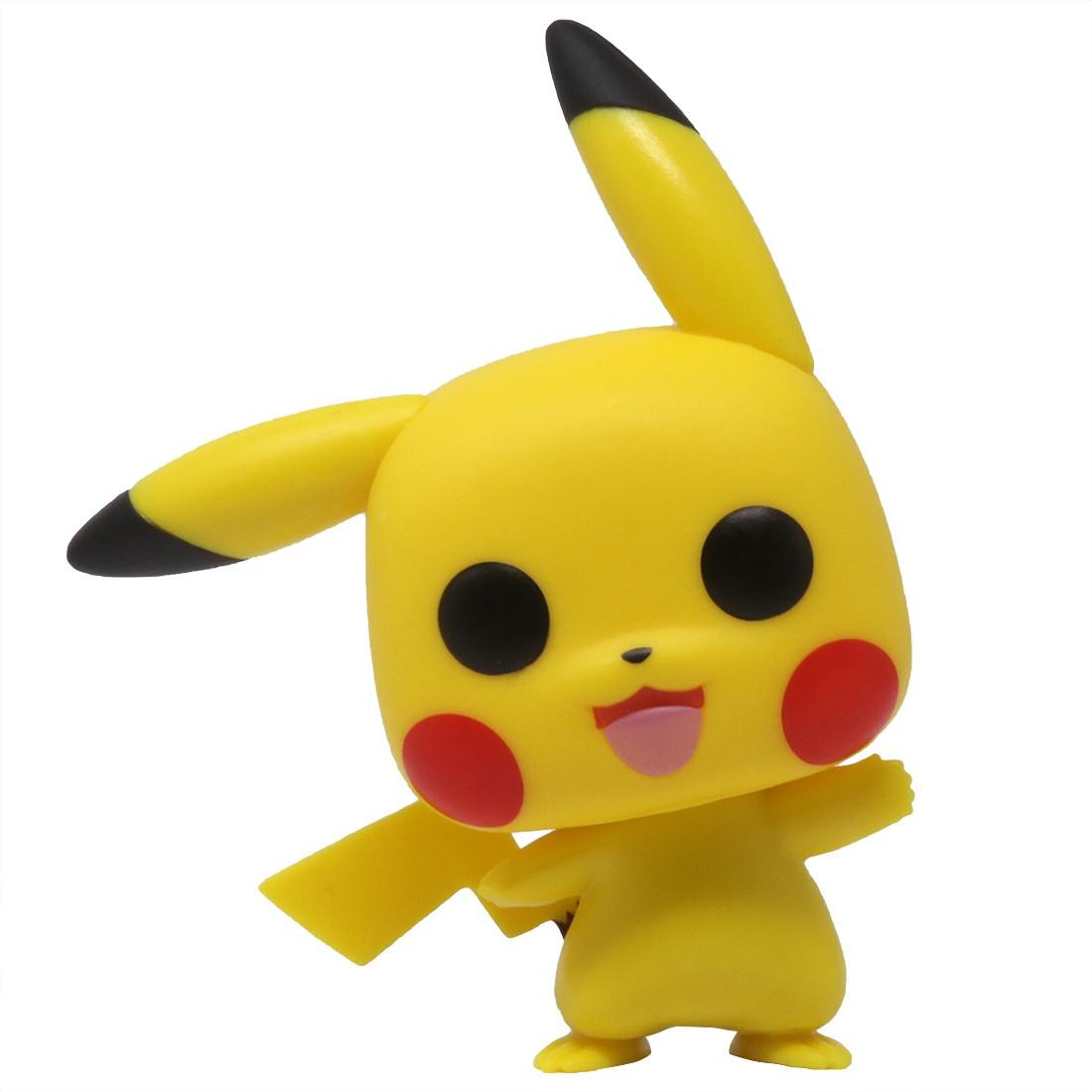 Funko Pop Games Pokemon Pikachu Waving Yellow