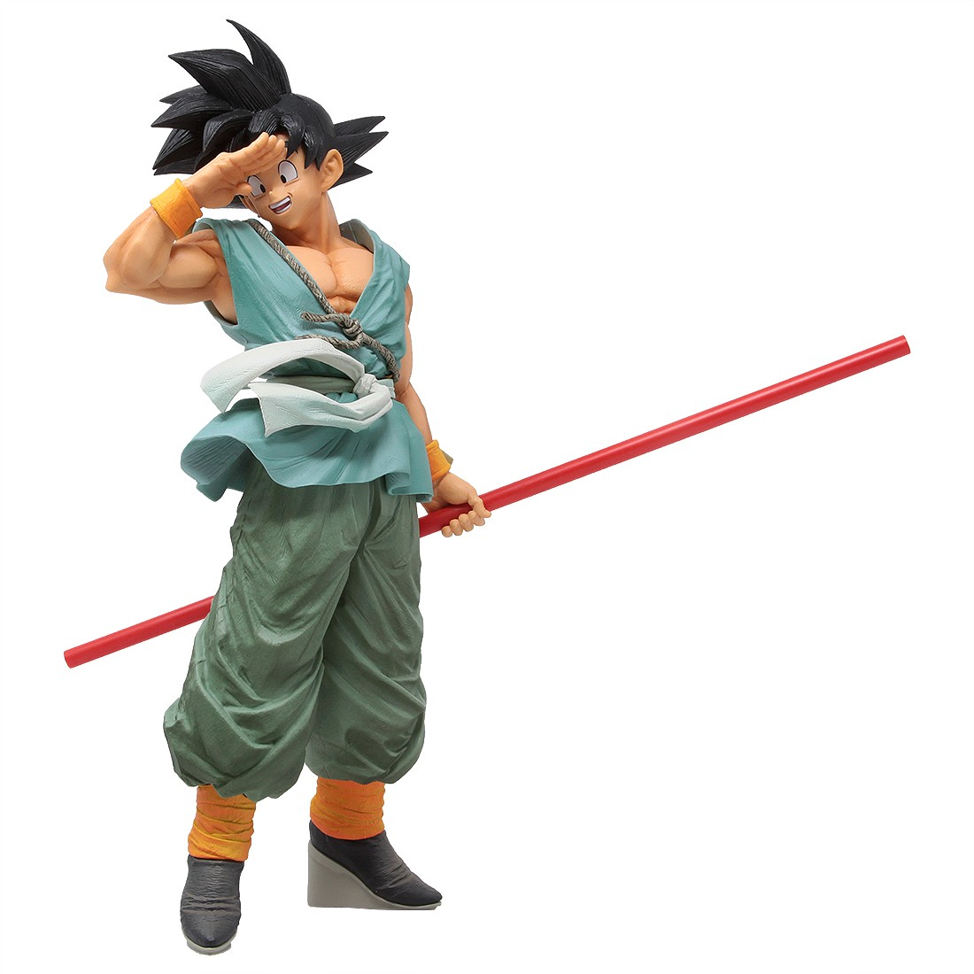 Banpresto Dragon Ball Super Super Master Stars Piece The Son Goku Figure (blue)