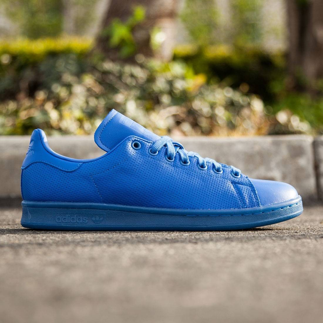 the latest 2c3d5 3f7de Adidas Men Stan Smith Adicolor (blue)