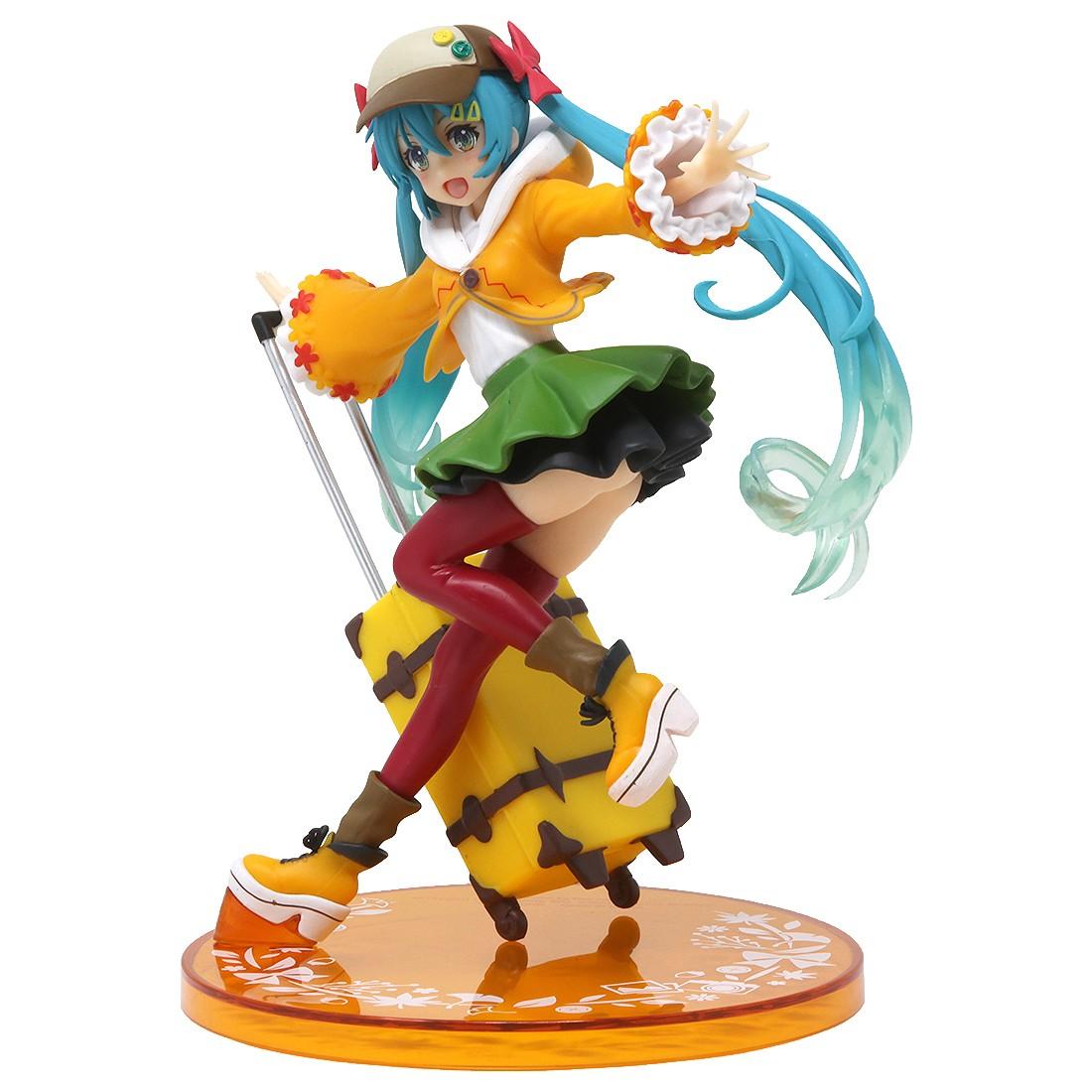 Taito Hatsune Miku Autumn Ver. Renewal Figure (yellow)