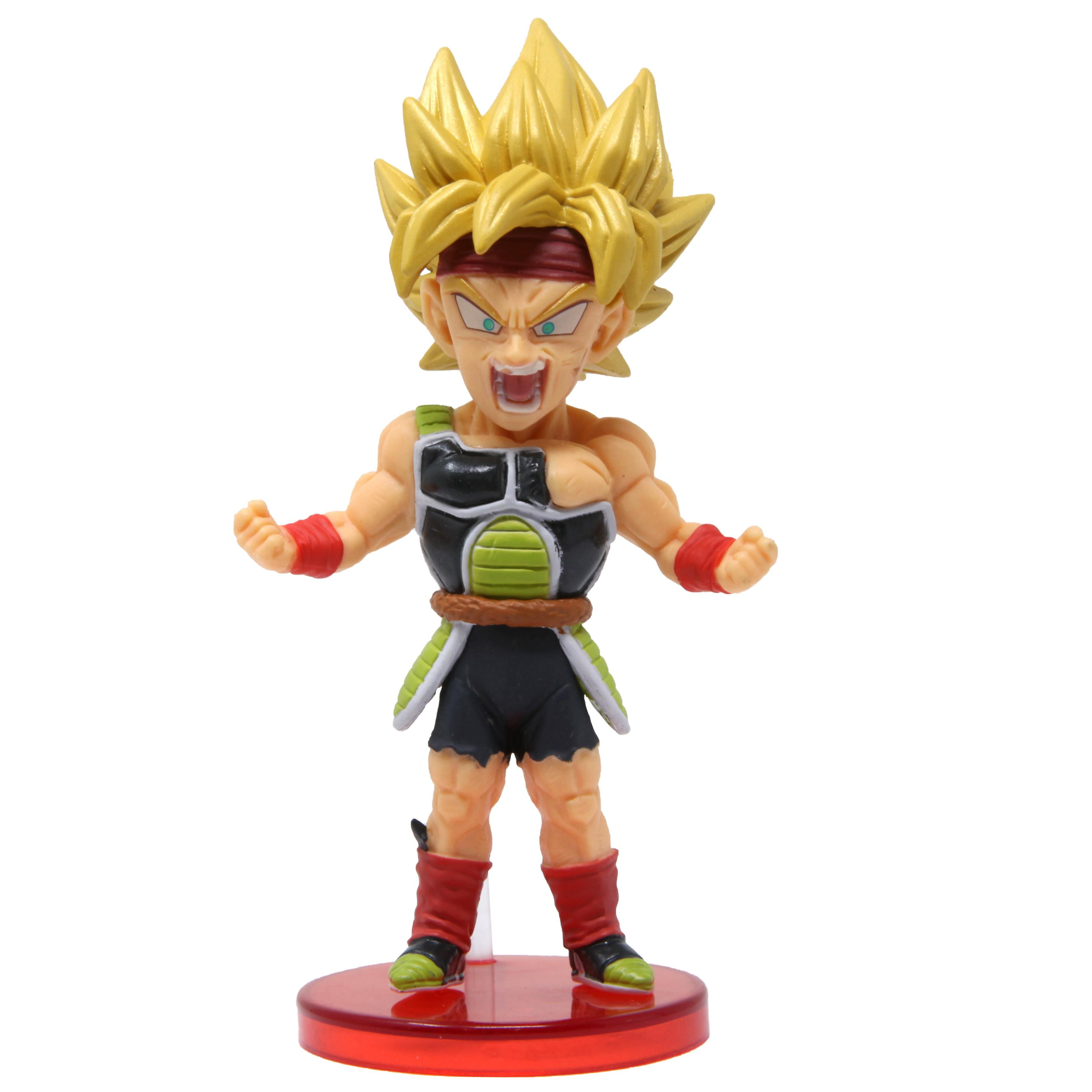 Banpresto Dragon Ball Legends Collab World Collectable Figure Vol 1 - 06 Super Saiyan Bardock (green)
