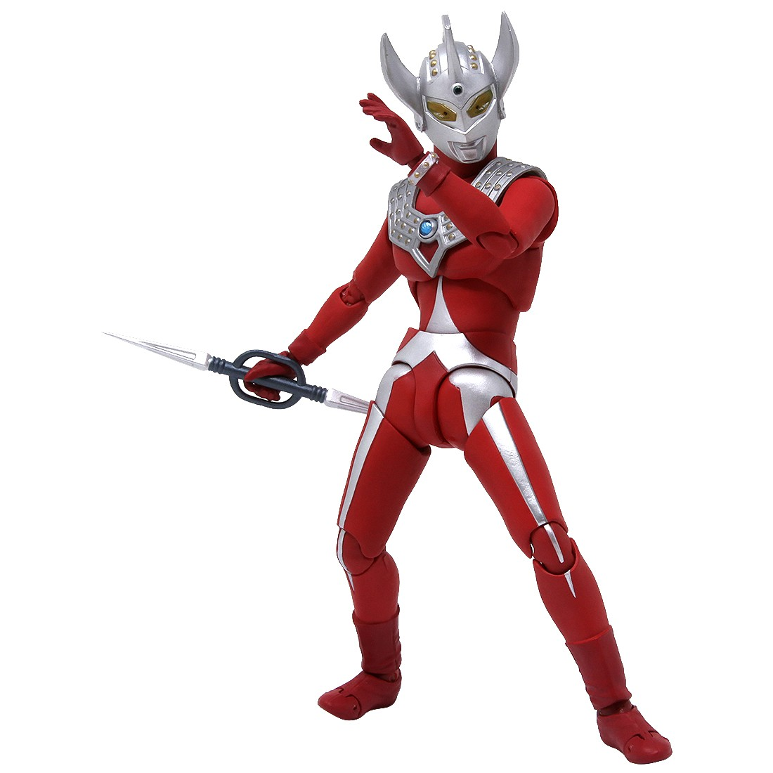 Bandai S.H.Figuarts Ultraman Ginga Ultraman Taro Figure (red)