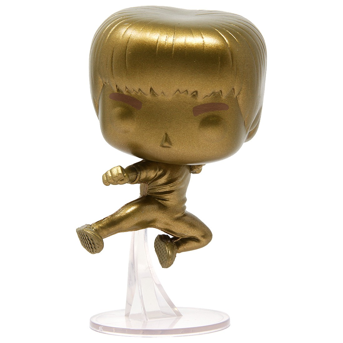 BAIT Exclusive x Funko POP Movies Bruce Lee Kicking (gold)