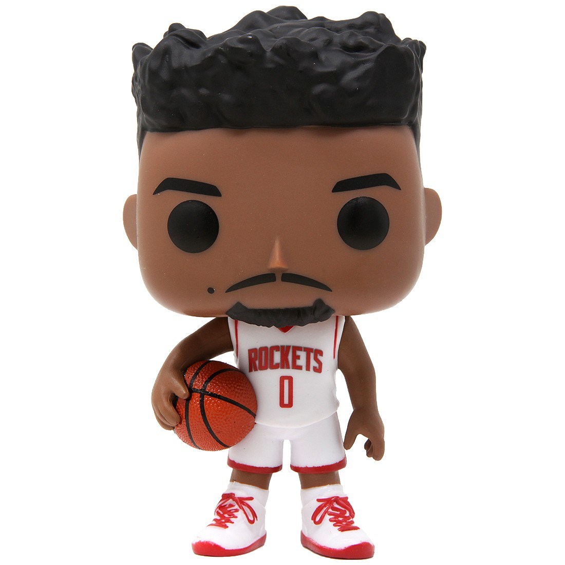 Funko POP Basketball NBA Houston Rockets - Russell Westbrook (white)
