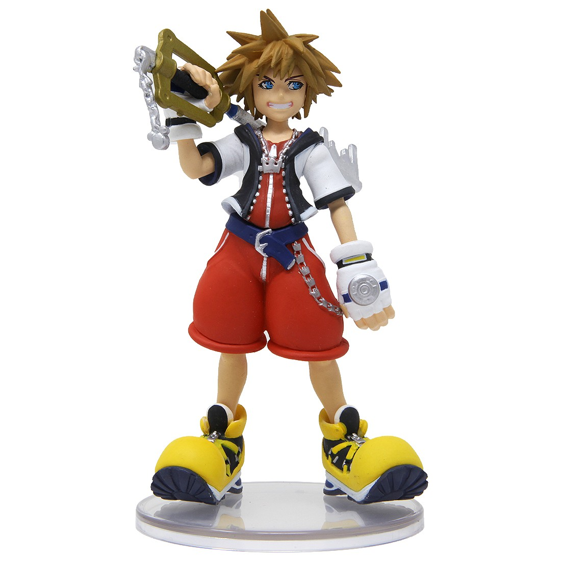 Medicom UDF Kingdom Hearts Sora Ultra Detail Figure (red)