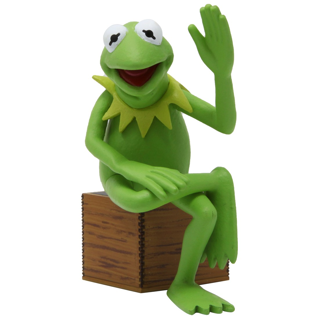 Medicom UDF Disney Series 8 Kermit The Frog Ultra Detail Figure (green)