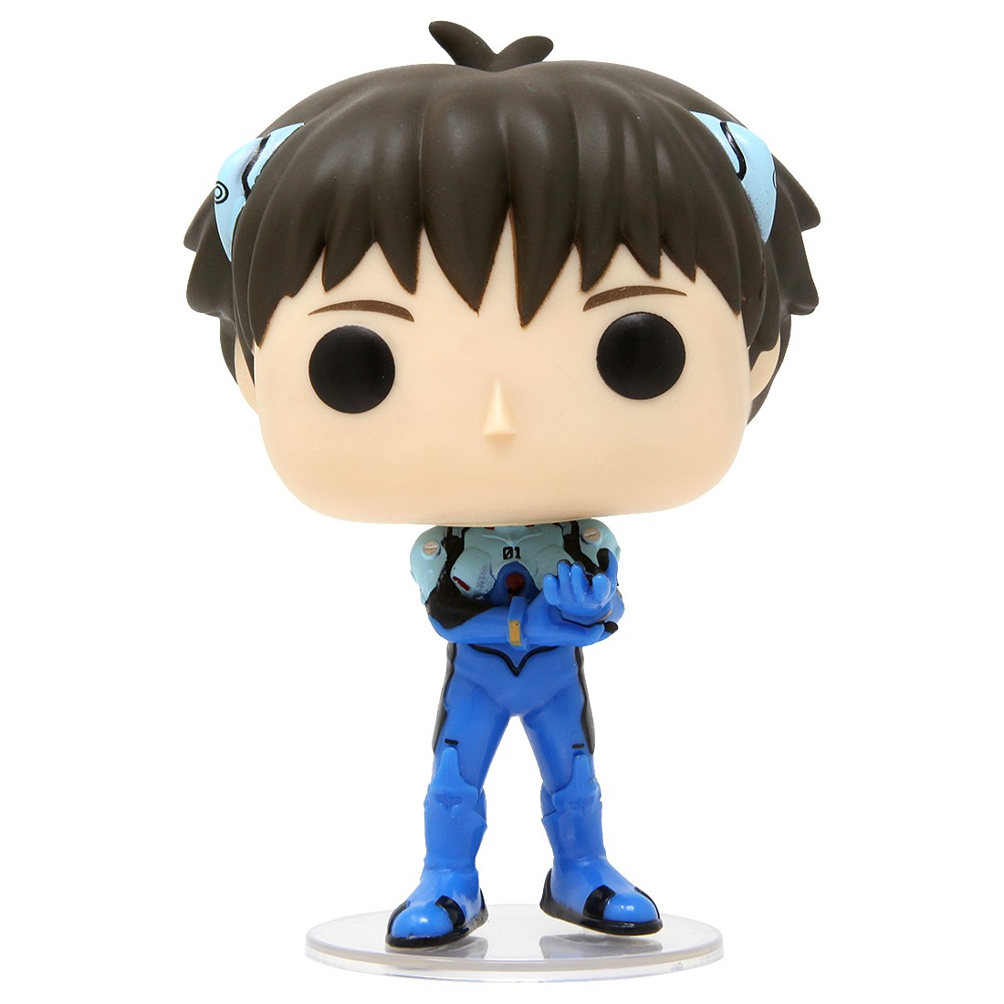 Funko POP Animation Evangelion - Shinji Ikari (blue)