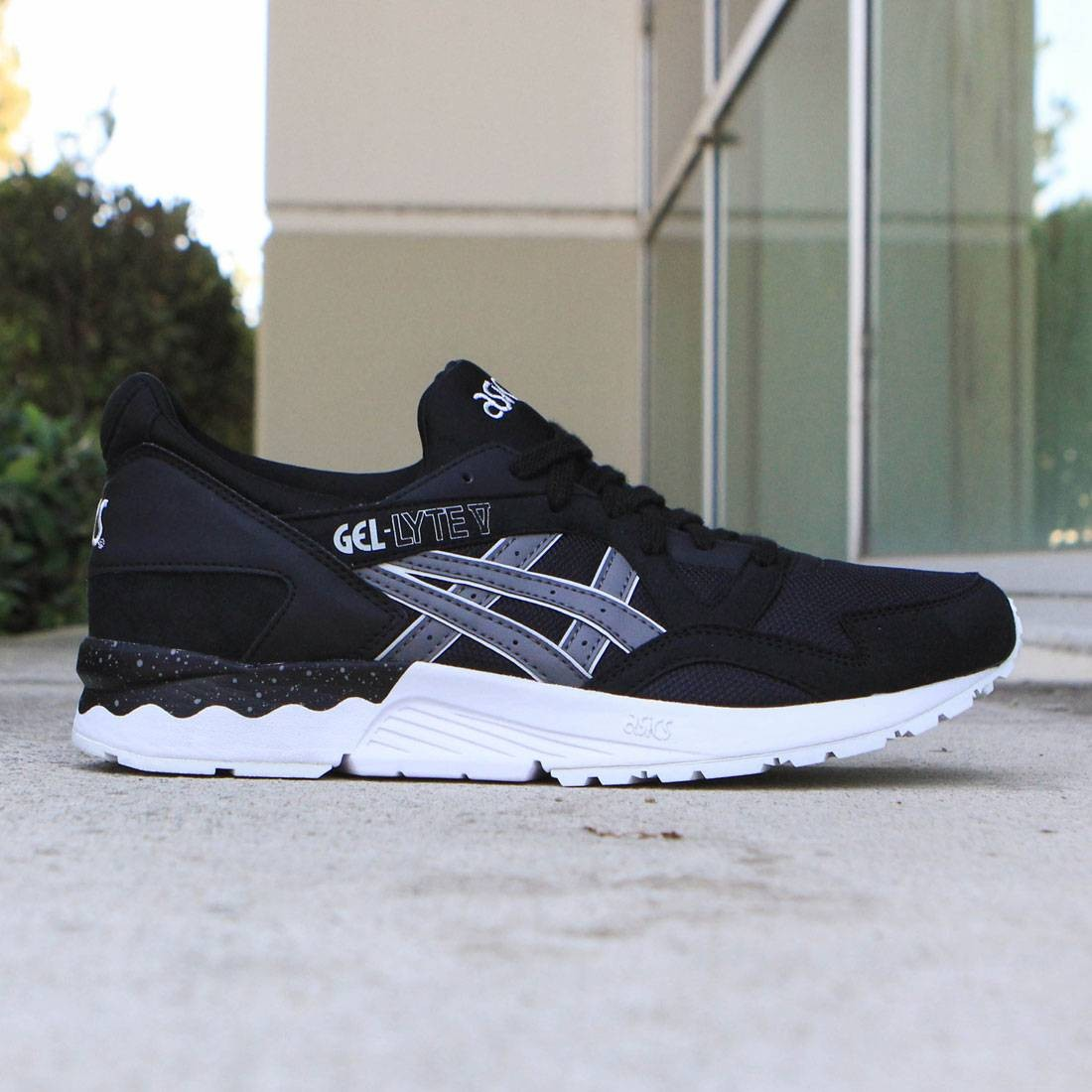 Asics Tiger Men Gel Lyte V (black grey)